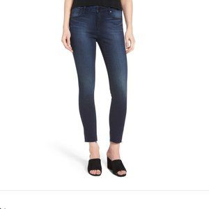 Articles of Society Carly Cropped Skinny Jeans 26